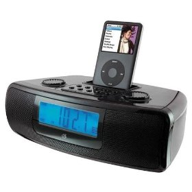 Best buy iLive-CI3807-Dual-Alarm Speaker for sale รูปที่ 1