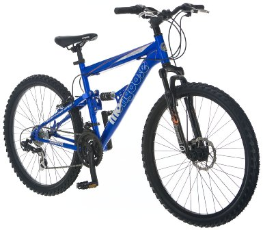 Introduce New 21 speed Mongoose Vanish Bicycle (Blue) best Reviews รูปที่ 1