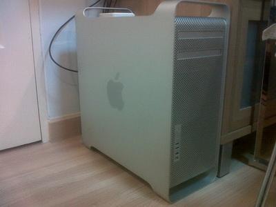 ขาย mac pro 3.0 8core พร้อมเม้าส์ และคีบอร์ดไร้สาย  รูปที่ 1