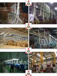 ระบบงานท่อระบายอากาศ Exhaust