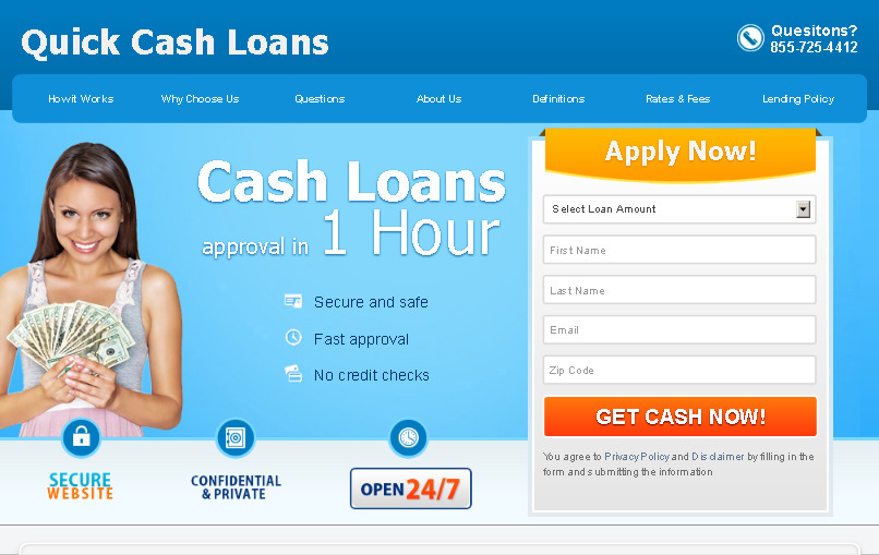 cashfastloangeorgia.com | you can get a cash loan as soon as 1 hour รูปที่ 1