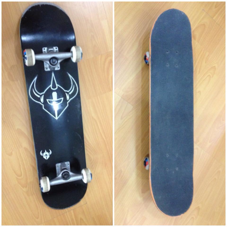 ขาย skateboard มือ2 สภาพเหมือนใหม่ รูปที่ 1
