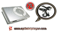 Mp3 Mini Clip Player (Upto 2 Gb) สีเงิน อุปกรณ์ครบ ราคาพิเศษสุดเพียงชุดละ 195 บาทเท่านั้น