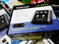 Tascam US-144 mkII Audio Interface และ หูฟัง AKG K 240 mkII Headphone
