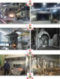 ผลิตและออกแบบระบบบำบัดอากาศในโรงงานเตาหลอมทุกชนิด