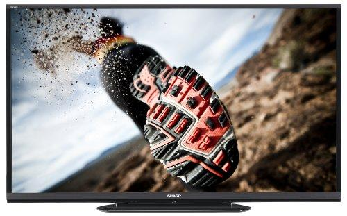 Sharp LC-70LE550 70-inch Aquos 1080p 120Hz LED HDTV รูปที่ 1