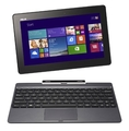 Review ASUS Transformer Book T100TA-C1-GR 10.1-Inch Convertible 2-in-1 Touchscreen Laptop (Gray)