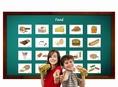 บัตรคำศัพท์ประกอบภาพ อาหารและเครื่องดื่ม Food  Flashcards