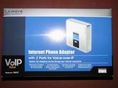 Linksys PAP2T-NA SIP Voip Phone Adapter Gateway 2 Ports Unlocked ( Generic VOIP )