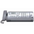 Panasonic Plain Paper Fax/copier- Ultra-compact Design.