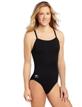 Swimsuit Speedo Women's Race Endurance+ Polyester Flyback Training Swimsuit (Type Two Piece)