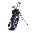 Confidence GOLF Mens POWER Hybrid Club Set & Stand Bag ( Confidence Golf )