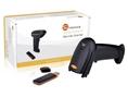 * Limit Time Offer * TaoTronics TT-BS012 Wireless Cordless Handheld Barcode Bar Code Scanner Reader Kit - Black, 32-bit Decoder, Anti-interference, Mobile Moveable, Optical Laser,Short Range ( TaoTronics Barcode Scanner )