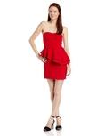 Derek Heart Juniors Asymmetrical Peplum Dress ( Derek Heart Night Out dress )