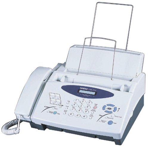 Brother IntelliFAX 775 Plain Paper Fax/Phone/Copier รูปที่ 1