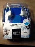 เครื่องเล่น MP3 กันน้ำ Sony Walkman NWZ-W274S ขนาดความจุ 8GB สีขาว
