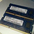 ขาย ram ddr3 bus 1600 2GB 2 ชิ้น ราคา 1500 บาทครับ (แกะออกมาจากเครื่อง Macbook Pro)
