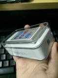 ขาย iPod nano gen 7 สี Silver 16GB (ของใหม่ไม่เคยแกะ)