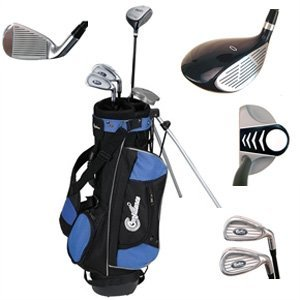Confidence Junior Golf Club Set w/Stand Bag for kids Ages 4-7 LEFTY ( Confidence Golf ) รูปที่ 1