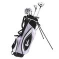 Confidence Golf LADY POWER Hybrid Club Set & Stand Bag ( Confidence Golf )