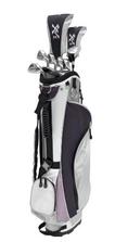Knight Women's XV II Complete Golf Set (Right Hand, Ladies Flex, Driver, 3 Fairway Wood, 4/5 Hybrid, 6-PW, Putter, Bag) ( Knight Golf )