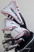 TaylorMade Mens Complete Golf Club Set Driver, Fairway Wood, Hybrid, Irons, Putter, Stand Bag Taylor Made RH Regular Flex Clubs ( TaylorMade Golf )
