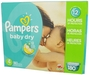 รูปย่อ Pampers Baby Dry Diapers Size 4 Economy Pack Plus 180 Count ( Baby Diaper Pampers ) รูปที่6