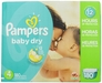 รูปย่อ Pampers Baby Dry Diapers Size 4 Economy Pack Plus 180 Count ( Baby Diaper Pampers ) รูปที่3
