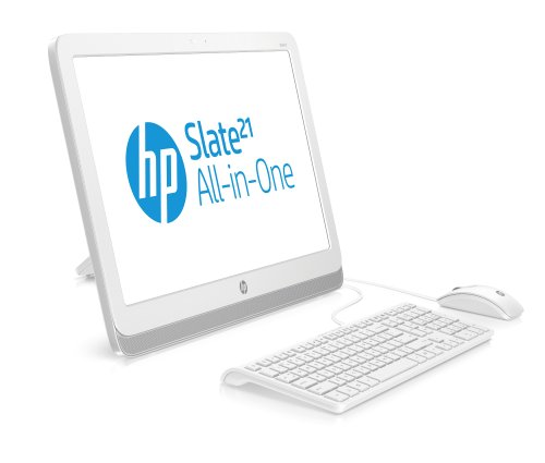 Review HP Slate 21-k100 21.5-Inch All-in-One Touchscreen Desktop รูปที่ 1