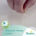 รูปย่อ Pampers Swaddlers Sensitive Diapers Size N Super Pack 80 Count ( Baby Diaper Pampers ) รูปที่2