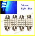 ขายหลอดไฟ LED ในห้องโดยสาร 2X3, 3 X 4 , 4 X 4 ดวง, สว่างมาก สีขาว ,ฟ้า ใช้เปลี่ยนเพิ่มความสว่างในห้องโดยสารรถยนต์