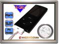 Mp4 Player 4 Gb (Black) ดูคลิป ภาพ ฟังFM บันทึกเสียง กล้องหลัง 2 ล้าน  มาพร้อมอุปกรณ์ครบ ฟังได้เลย