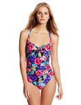 Swimsuit Seafolly Women's Paradise Soft-Cup Maillot One-Piece Swimsuit (Type one Piece)