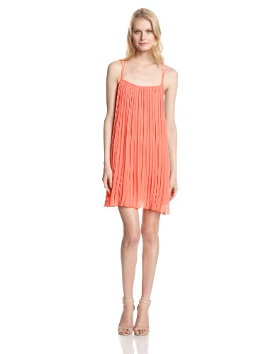 BCBGeneration Women's Strappy Pleated Dress ( BCBGeneration Night Out dress ) รูปที่ 1