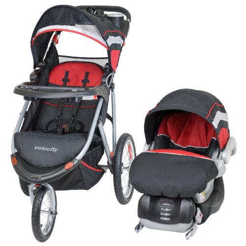 Baby Trend Velocity Travel Jogger System, Volcano รูปที่ 1