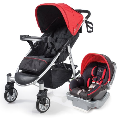 Summer Spectra Travel System with Prodigy Infant Car Seat, Jet Set รูปที่ 1