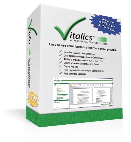 Vitalics Accounting Internal Control Software [Download] [ 1.1.5 Edition ] [PC Download] รูปที่ 1
