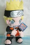 ตุ๊กตา uzumaki naruto  ส่งฟรี