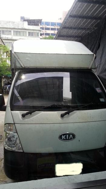 รถกระบะ บรรทุก KIA JUMBO 2.7 MT ปี 2006 ขายราคาถูก รูปที่ 1