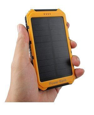 Power Bank Solar Charge 50,000mAh รูปที่ 1