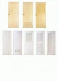 จำหน่าย ประตูห้องน้ำ PVC มี มอก. พร้อมติดตั้งราคาบานละ 1,800 บาท