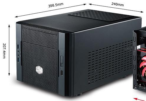Case PC i5-4690 3.5 GHz, DDR3-1866 4GBx2, SSD Sandisk x210 240 GB รูปที่ 1