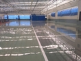 รับทำพื้นสนามกีฬา ยางสังเคราะห์ หญ้าเทียม ทำพื้นโรงงาน epoxy pu