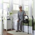 qSENIOR ราวเตียงพยุงตัวห้องนอน ที่กั้นที่นอนกันตกเตียง โค้ง สินค้าอุปกรณ์ผู้สูงอายุ ผู้ป่วย น้ำหนักมาก