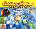 (Age 4 - 8) นิทานวิทยาศาสตร์ อ่านเล่น/ก่อนนอน อวกาศและยานอวกาศ Discover the Space (Curious George, Paperback)