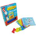 (Age 2 - 4) ของเล่นเสริมทักษะ ร้อยเชือกฝึกกล้ามเนื้อนิ้ว การประสานงานระหว่างตาและมือ 5 ภาพ Dr. Seuss Lacing Cards (5 cards)