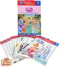 ชุดหนังสือฝึกอ่าน เจ้าหญิงดิสนีย์ 10 เล่ม Disney Princess Beginning Reader (Level 1)