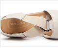 รองเท้าหนังเพื่อสุขภาพ แฟชั่นเกาหลีดีไซส์สวยหนังแท้สำหรับทุกวัย นำเข้า ไซส์35-40 พรีออเดอร์RB2352