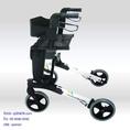 qSENIOR รถเข็นช่วยเดิน หัดเดิน Rollator  รุ่น TN01 รถเข็นผู้สูงอายุ ผู้ป่วย รถเข็นช่วยเดิน หัดเดิน น้ำหนักเบา