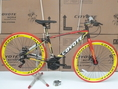 COYOTE รุ่น ROMEO 21 สปีด จักรยานไฮบริดอัลลอย ราคาเบาๆ